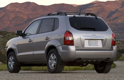 Technical Specifications Of 2008 Hyundai Tucson A Bit border=