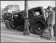 Boston Car Crashes from the 1930s