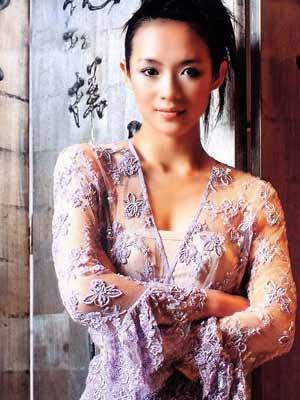 Zhang Ziyi actriz de cine