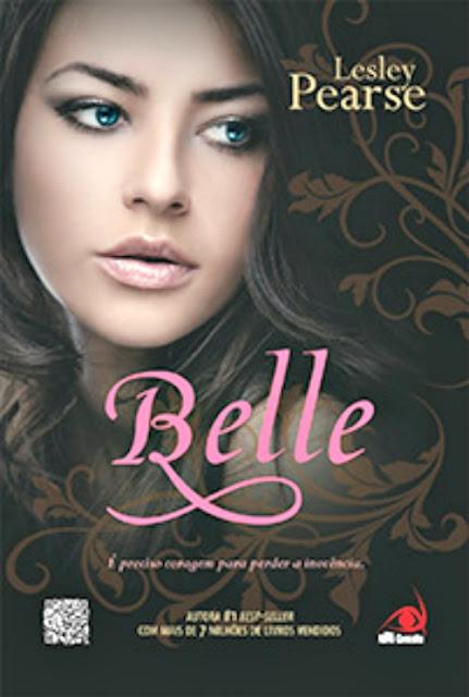 "Livro ""Belle"" editora Novo Conceito, autora Lesley Pearse"