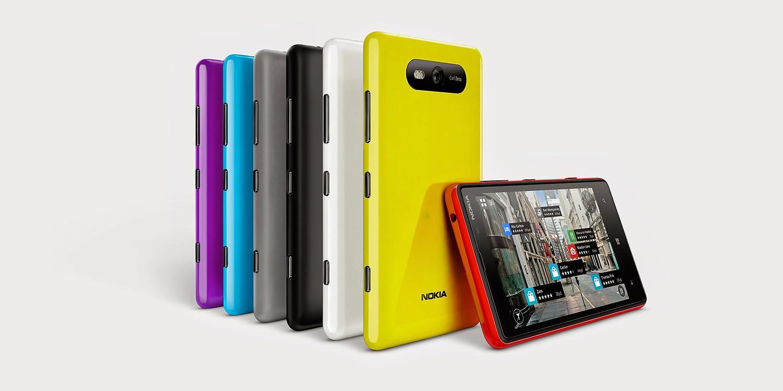 موبايل nokia lumia 820