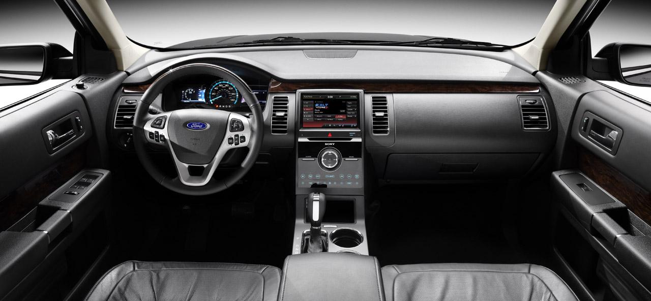 Ford renueva al Flex para el Salón de Los Ángeles : Autoblog ...
