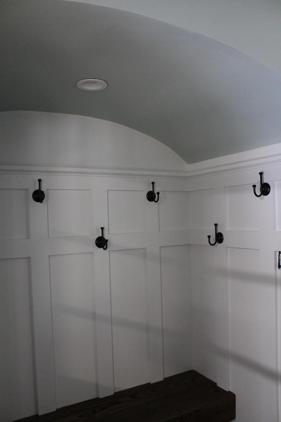White Dove Paint Living Room