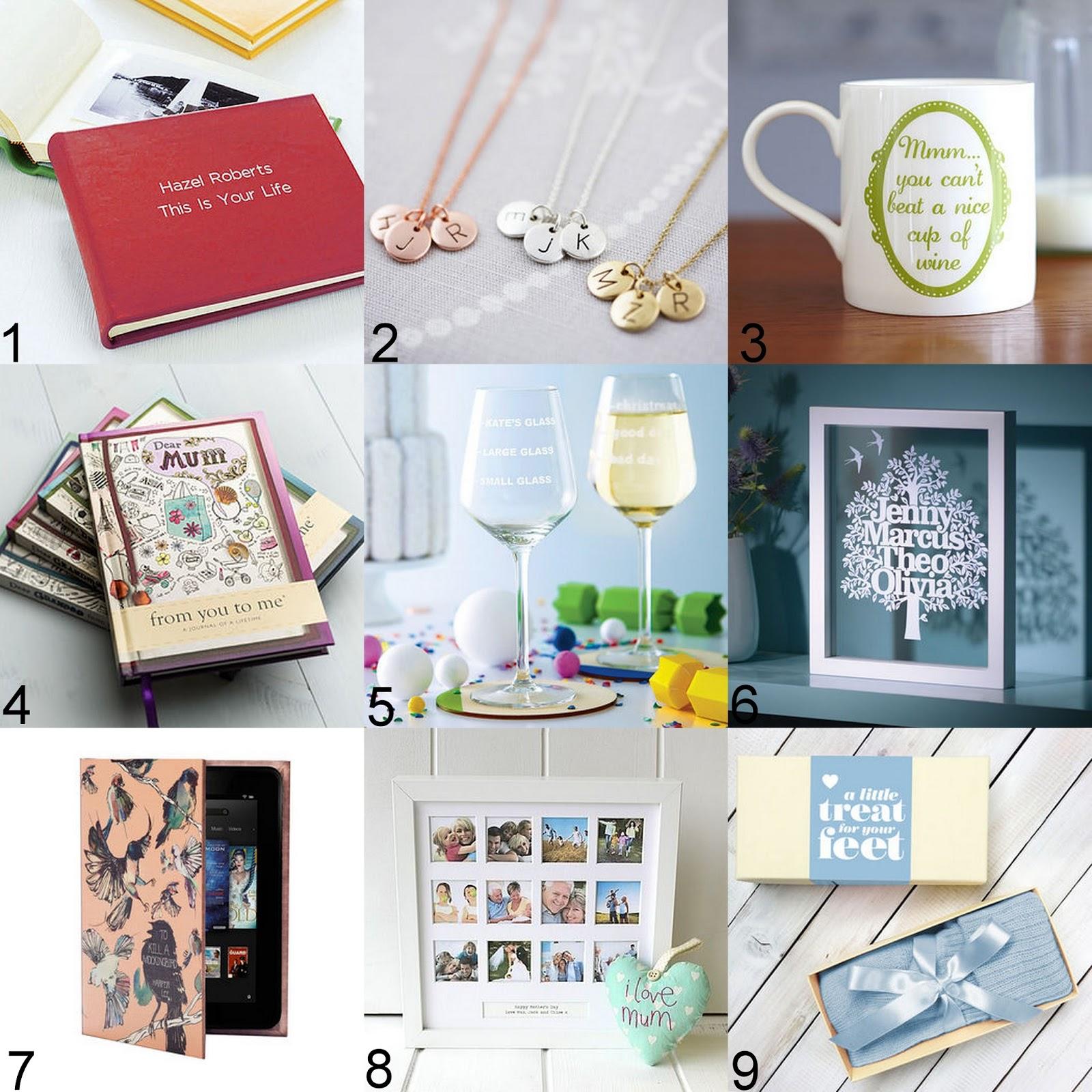 velvet winter: Not On The High Street Christmas Gift Guide - Mums
