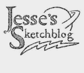 Jesse's Sketchblog
