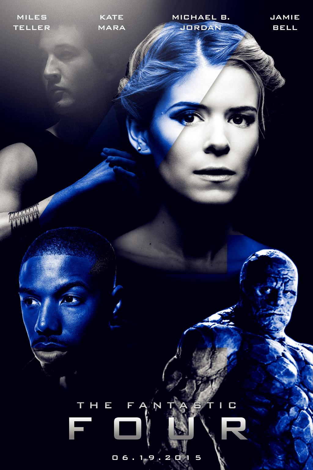 Sinopsis Film Fantastic Four 2015 (Miles Teller, Kate Mara, Michael B. Jordan)