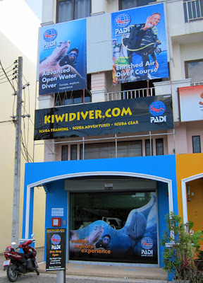 PADI 5* IDC Center Kiwidiver
