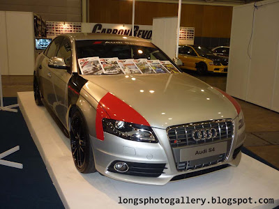 Modified Audi s4