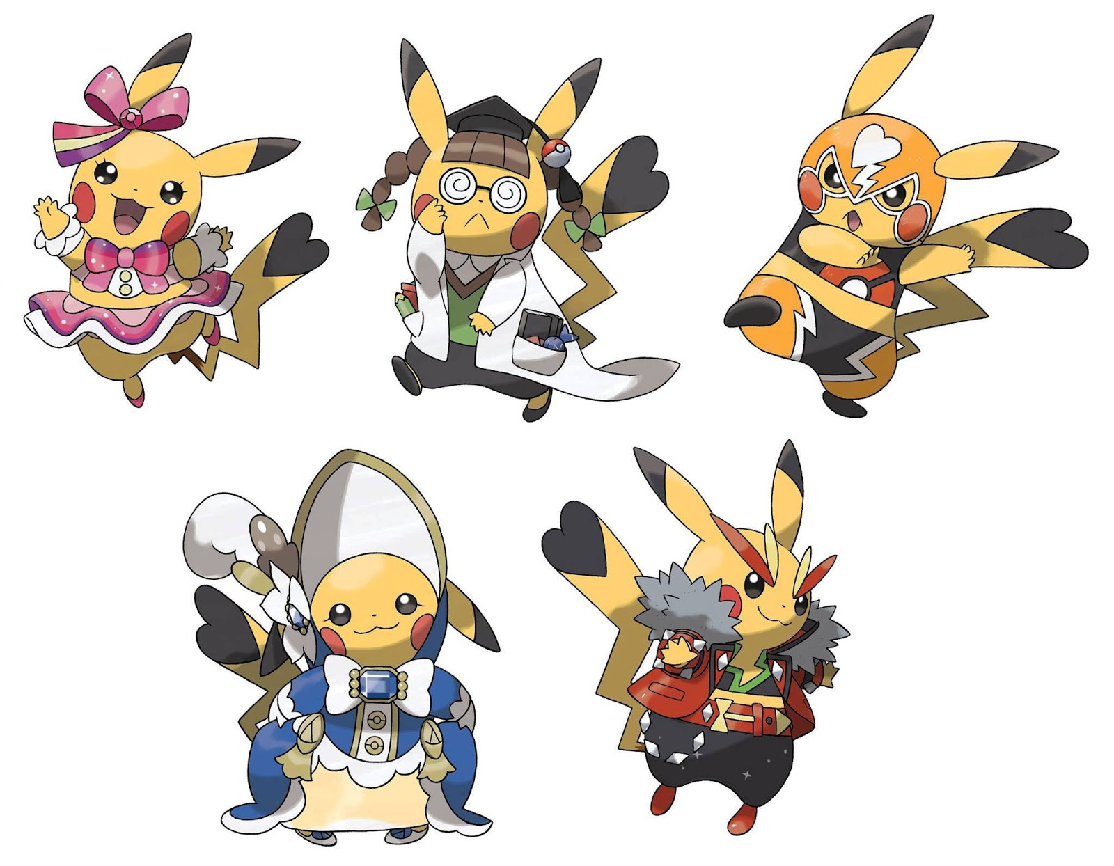 Pokémon by Review: #172, #25 - #26: Pichu, Pikachu & Raichu