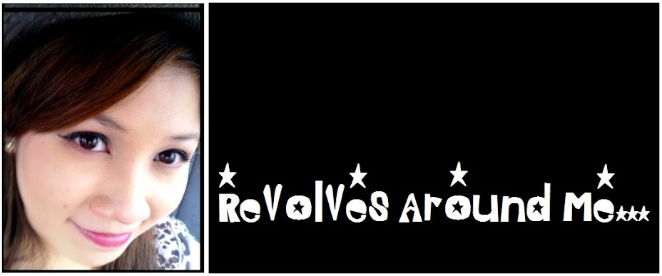 revolves arounD me...