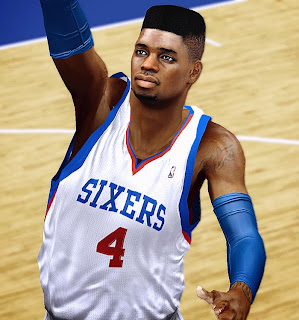 2K Nerlens Noel Realistic Face Patch