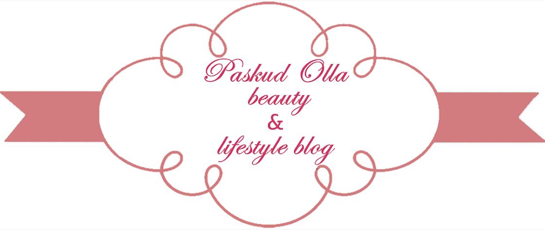 PaskudOlla lifestyle & beauty blog