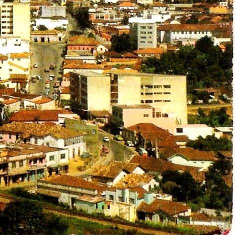 vista panoramica BARBACENA MG
