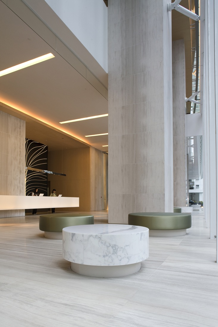 East hotel interior by cl3 architects housevariety for East design hotel