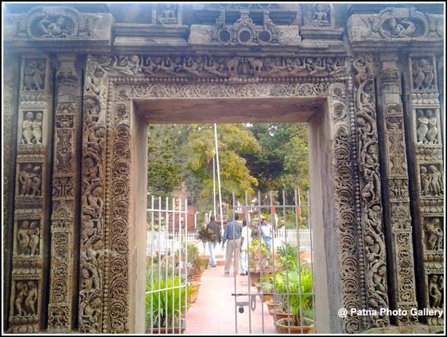 Patna Museum Stone arc