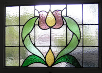stained glass morden