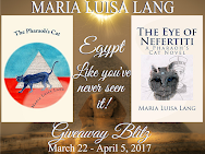 The Pharaoh's Cat Series Giveaway