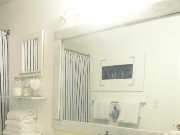 Bathroom Changes