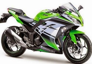 Harga Kawasaki Ninja 300