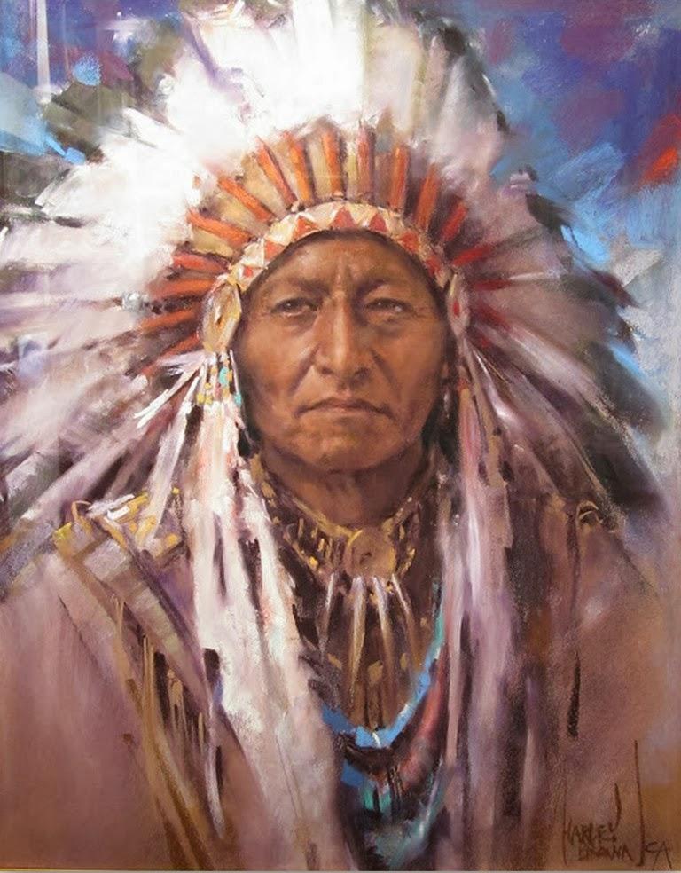 cuadros-de-indios-americanos