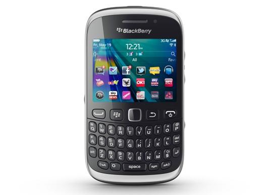 Harga BlackBerry Curve 9320 Spesifikasi BB Armstrong