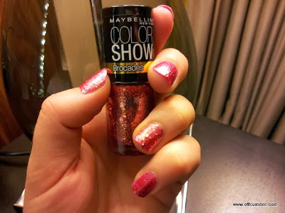 Maybelline Colour Show Brocades