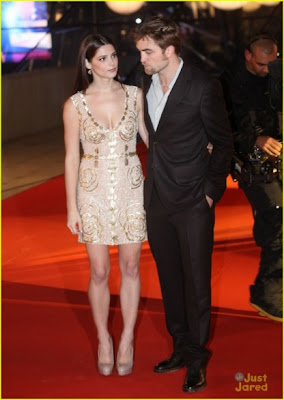 Robert Pattinson Ashley Greene on Robert Pattinson Y Ashley Greene Agarraditos En El Evento Fan Bruselas
