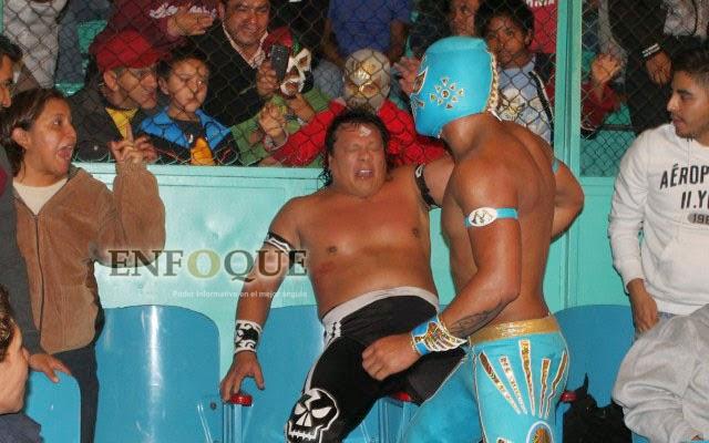 Místico gana en Puebla al de Otro Nivel