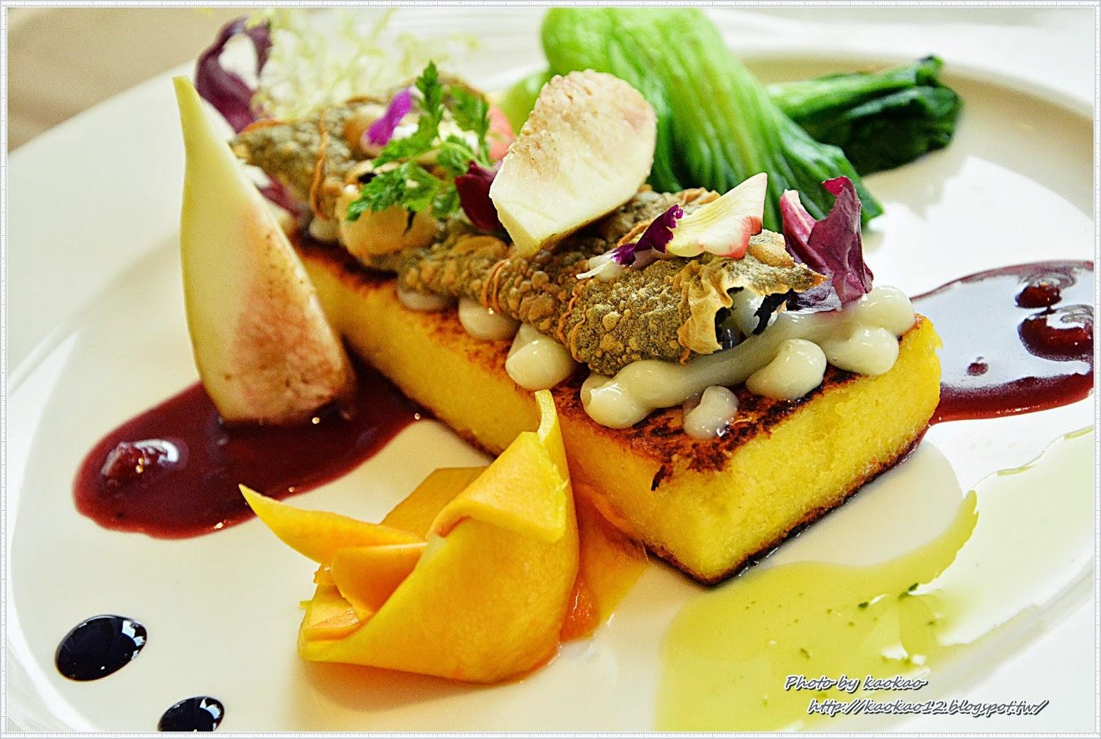 果之香蔬食主題料理