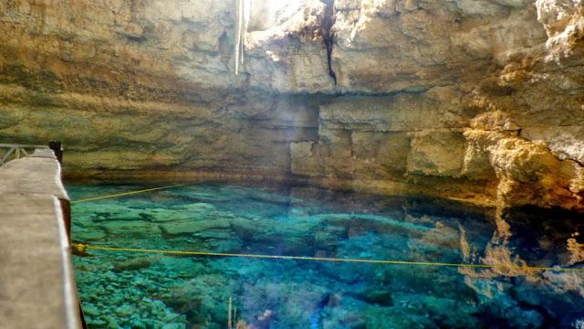 Cenote Multún-Ha