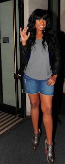 >Jennifer Hudson is So Lovely in Blue