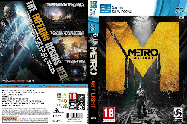metro last light pc caratula