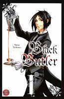 Black Butler Reihe