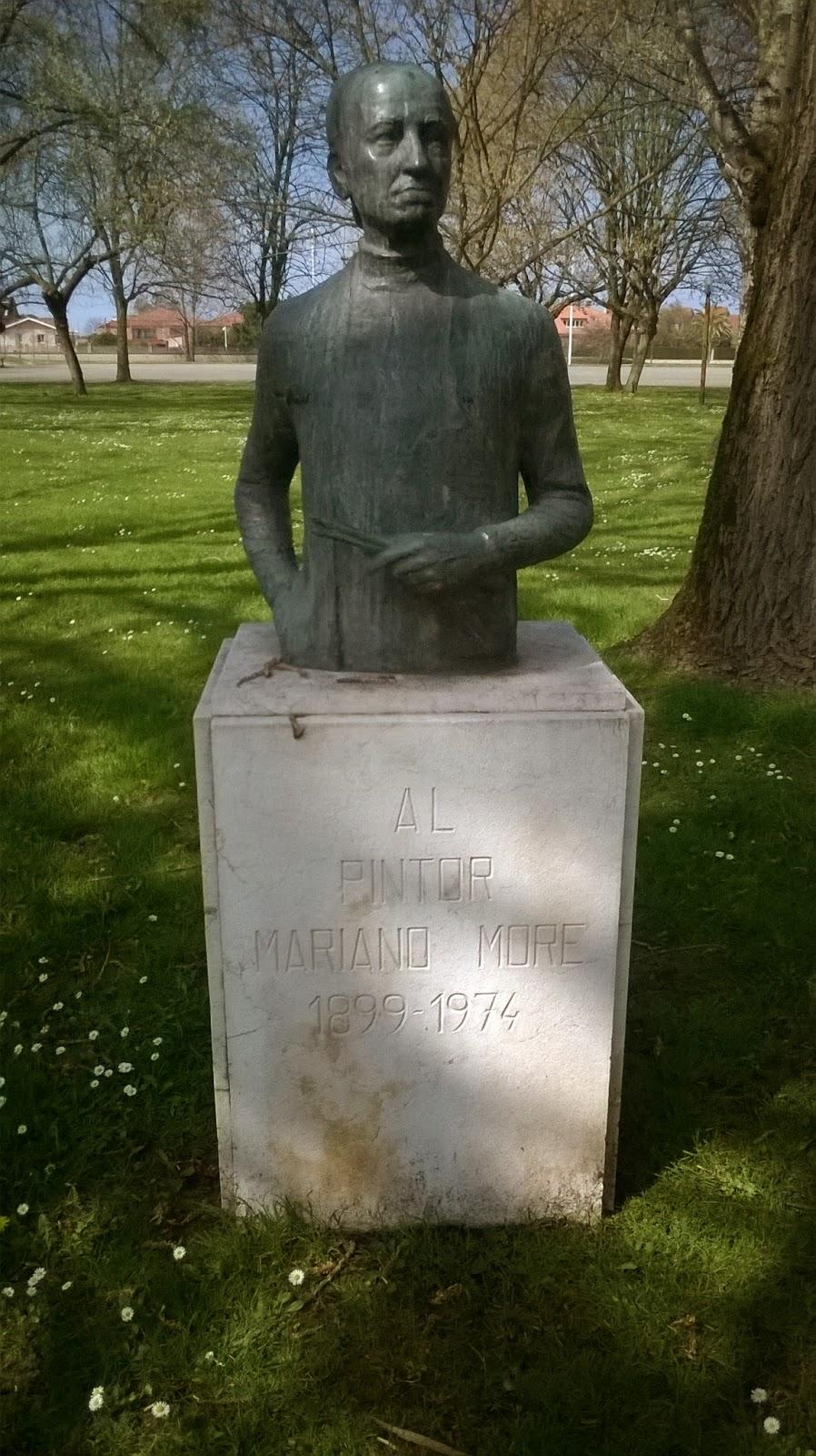mariano moré busto
