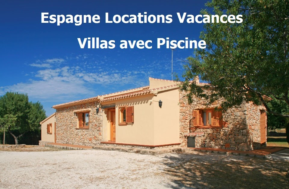 Locations vacances en espagne s jours en villas et for Location villa miami avec piscine