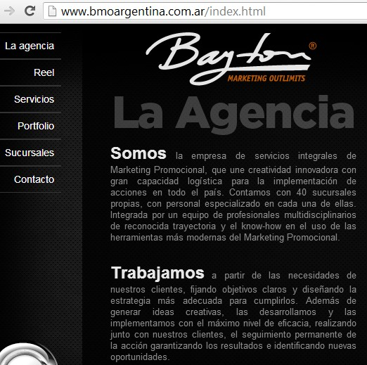 Y acá la pagina web Argentina de donde copiaron ese texto