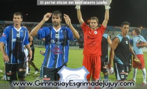Gimnasia de Jujuy empato con Huracana, B Nacional