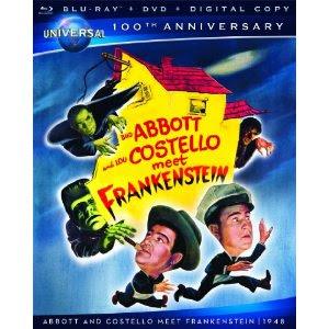 Abbott and Costello Meet Frankenstein Release Date DVD Blu Ray