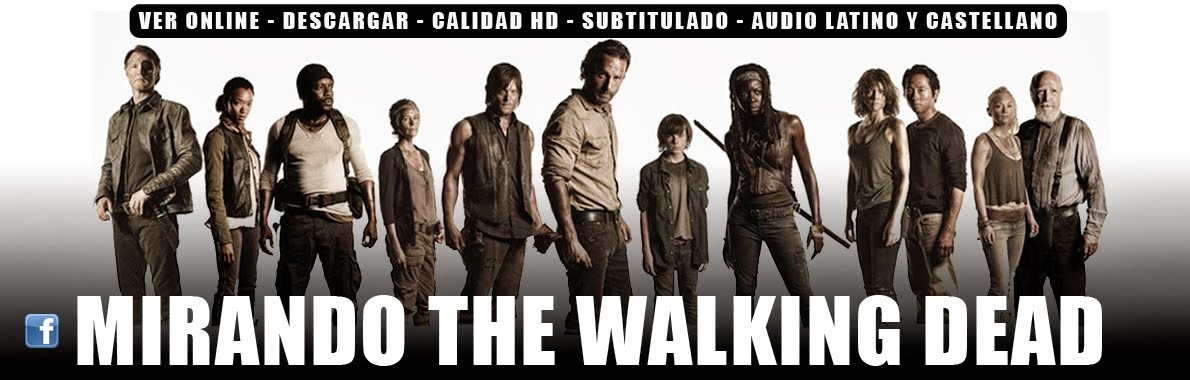Mirando The Walking Dead