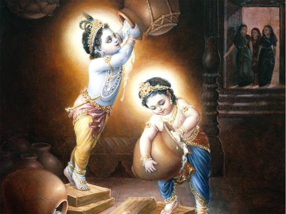 beautiful wallpapers of lord krishna. lord of krishna baby pictures,