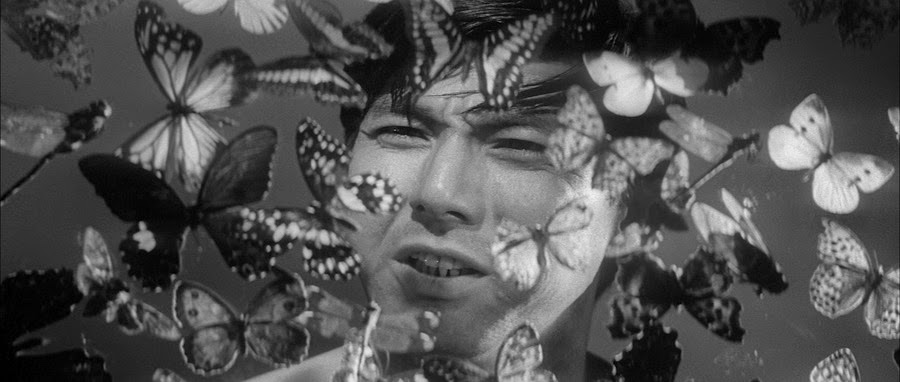 Joe Shishido in Branded to Kill