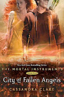 bookcover of CITY OF FALLEN ANGELS by Cassandra Clare