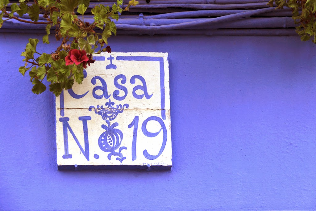 Fotografía Córdoba patios 2015