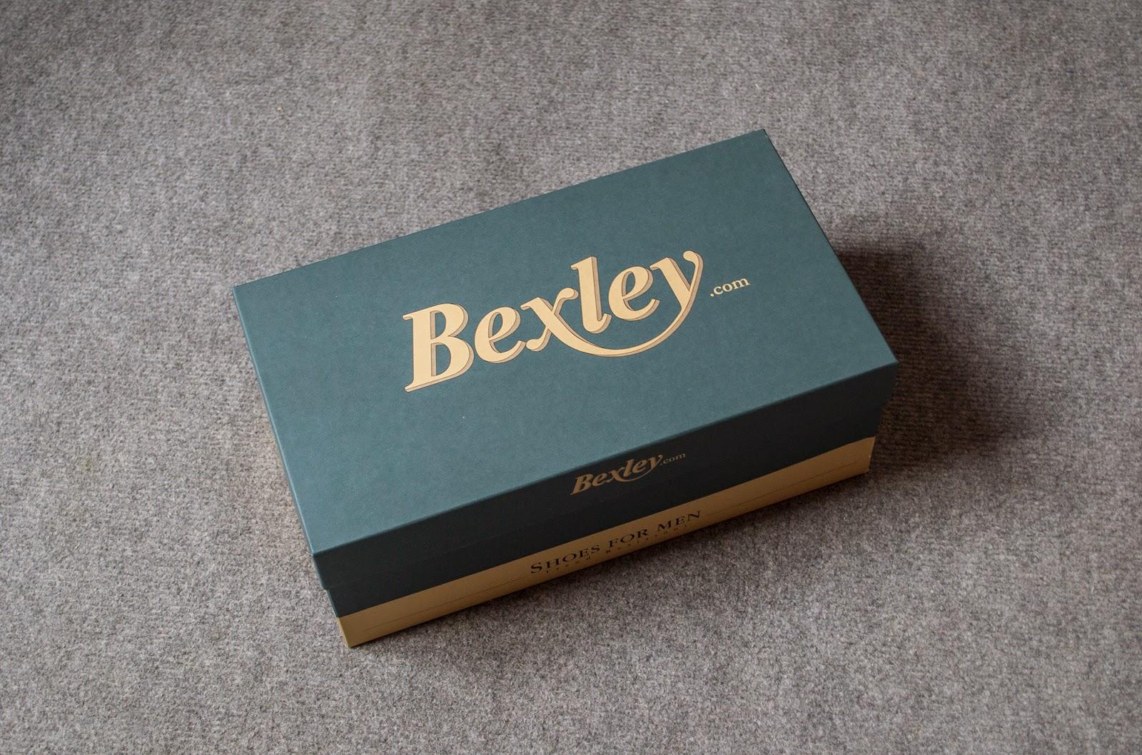Review Derbys Full Brogue de Bexley.