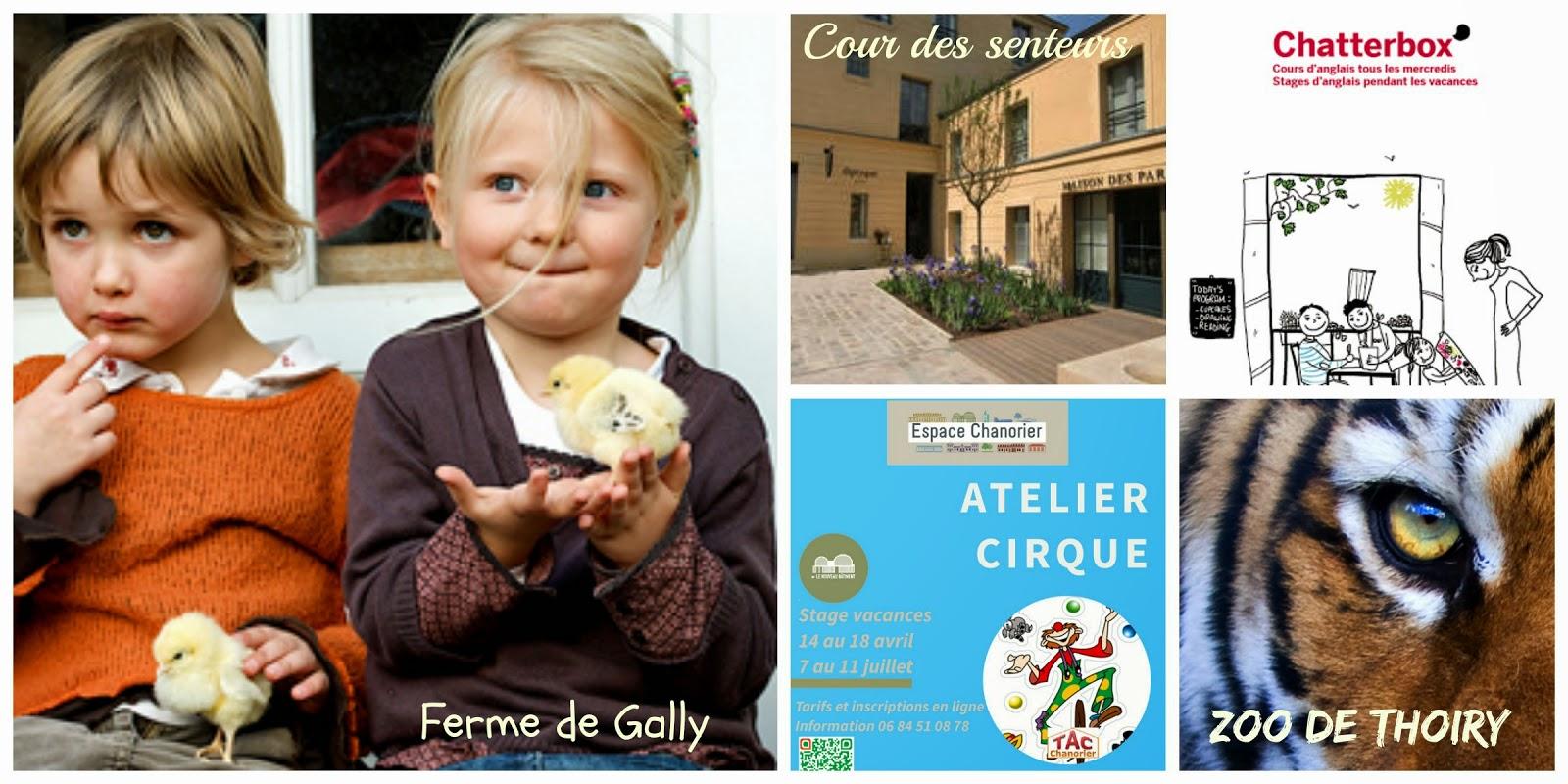 Paris l 39 ouest vacances de p ques stages et sorties for Sortie famille yvelines