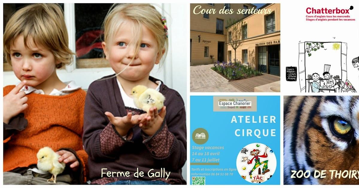 Paris l 39 ouest vacances de p ques stages et sorties for Sortie yvelines enfants