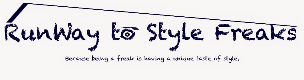 Runway to Style Freaks| Covering Fashion & Lifestyle by Miguel