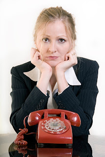Waiting for the phone to ring, leave compelling messages