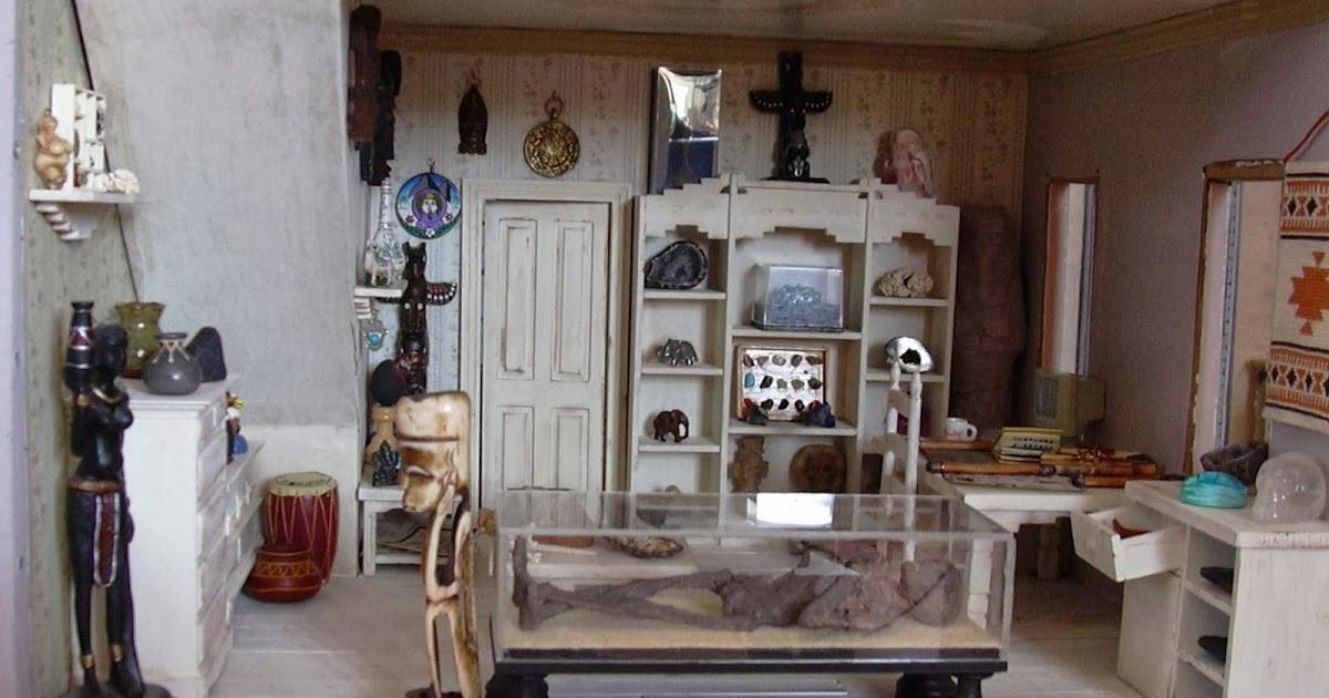 Margriet 39 s miniatures m huis de toonkamer m house the showroom - Am pm meubels ...