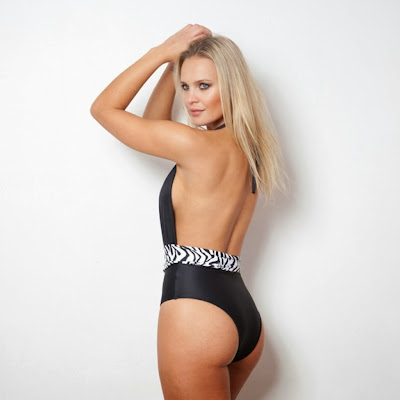 Brazilian super hottie, Elisandra Tomacheski some Ellis sexy swimwear photoshoot